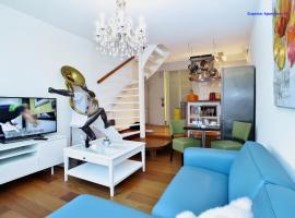 Luxury Apartments Delft II First Love, 代尔夫特