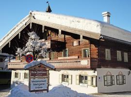 Gästehaus Beim Foidlmoar