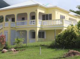 Villa Benito, Nevis