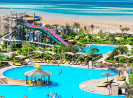 Caesar Palace Hotel and Aqua Park - Families and Couples Only, Hurghada