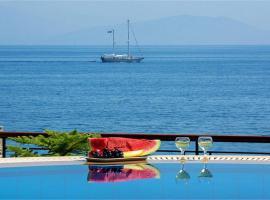 Beachfront Villa Benele, Benitses