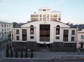 Jazz Hotel, Chişinău