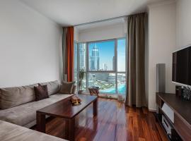 Premium Apartment Full Dubai Fountain & Full Burj Khalifa View, Dubaï