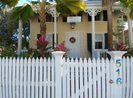 Eyebrow House Vacation Rentals,