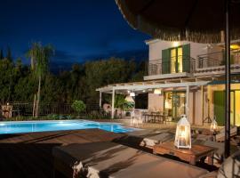 Blue Bay Villa, Lourdháta