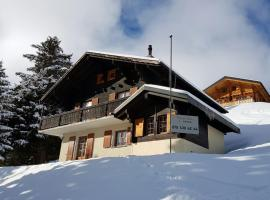 La Marmotte, Val d'Illiez