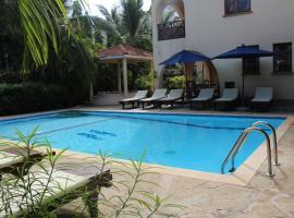 Niro Paradise House Diani, Ukunda