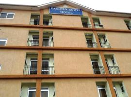 Eastern Route Hotel Kireka, Kampala