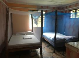 Diani Upperhill Hostel & Campsite, Diani Beach