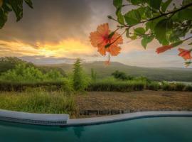 Hacienda Puerta del Cielo Eco Lodge & Spa, Masaya