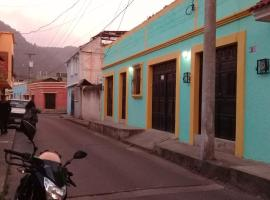 Residencia du Monde, Quetzaltenango