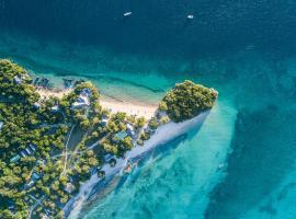 Azura Quilalea, Ilha Quilaluia