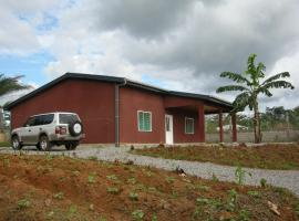 Villa Henrietta Mindick, Яунде