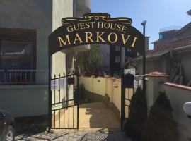 Guest House Markovi, Rawda