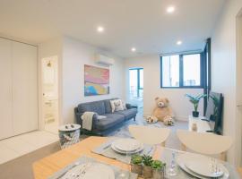 Cozy Home Central Apartment, Мельбурн