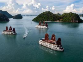 Halong Glory Legend Cruise, Halong