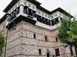 Mansion Karagionnopoulou, Vizítsa