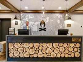 Canalta Lodge, Banff
