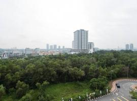 Rusnoor Homestay Gardenview Residence, Cyberjaya