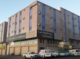 Zahrat Al Wadeen Furnished Apartments, Ahad Rafidah