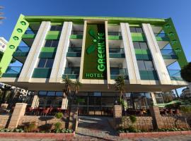 Green Life Hotel, Alanya