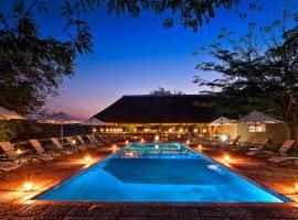 Nyati Safari Lodge, Balule Game Reserve