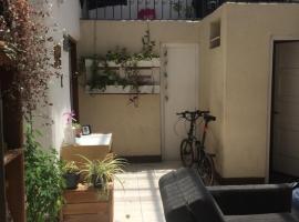 La case del funk, Montevideo