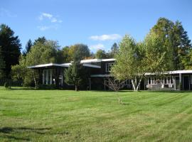Silvanus Lodge, Hillsdale