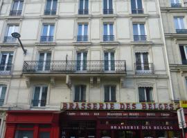 Hotel des Belges,