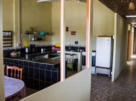 Merlisave Hostel, Lobitos