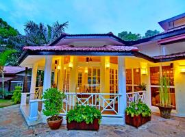 Royal Parkview Hotel, Pyin Oo Lwin