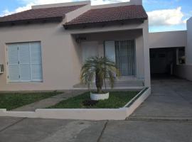 Juanita, Villa San José