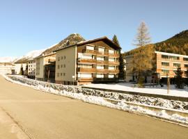 Haus Bündabrücke - Mosbacher, Davos