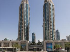 Hometown Apartments - Lovely and bright 1 Bedroom with Patio, Dubaï