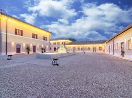 Borgo Pallavicini Mori, Rzym
