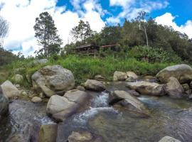 Shanti Nadi Lodge, Arroyo Frío