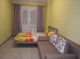 Apartment Krylova 34-182, Nowosybirsk