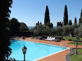 Villa delle Ninfee, Garda