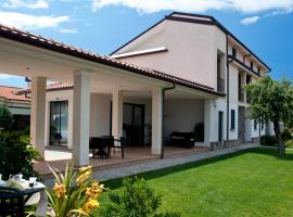 Residence OLIVETO A MARE, Ascea