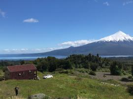 Cabaña en el corazón del lago Llanquihue, Пуэрто-Варас