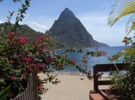 Soufriere Beach Front Resort, Soufrière