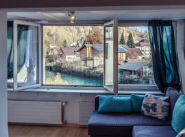 AUSFinn-Apartments, Old Town Unterseen RIVERSIDE 2, Interlaken
