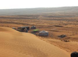 Alshmokh Camp, Badīyah