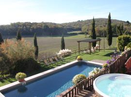 Villa Le Caggia, Sovicille