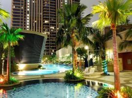 Bukit Bintang Suite At Times Square, Kuala Lumpur