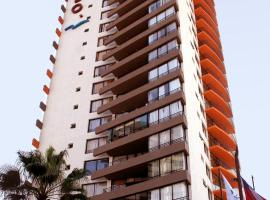 Edificio Terrado Club, Iquique