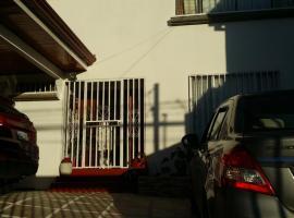 Casa Santa Marta, San José