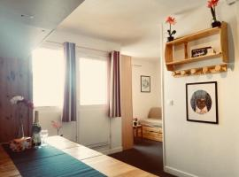 Apartment Vanoise 003, Val Thorens