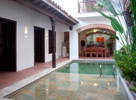 Old City 4 Bedroom Mansion, Cartagena