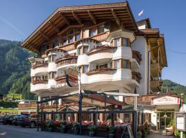 Hotel Andrea, Mayrhofen